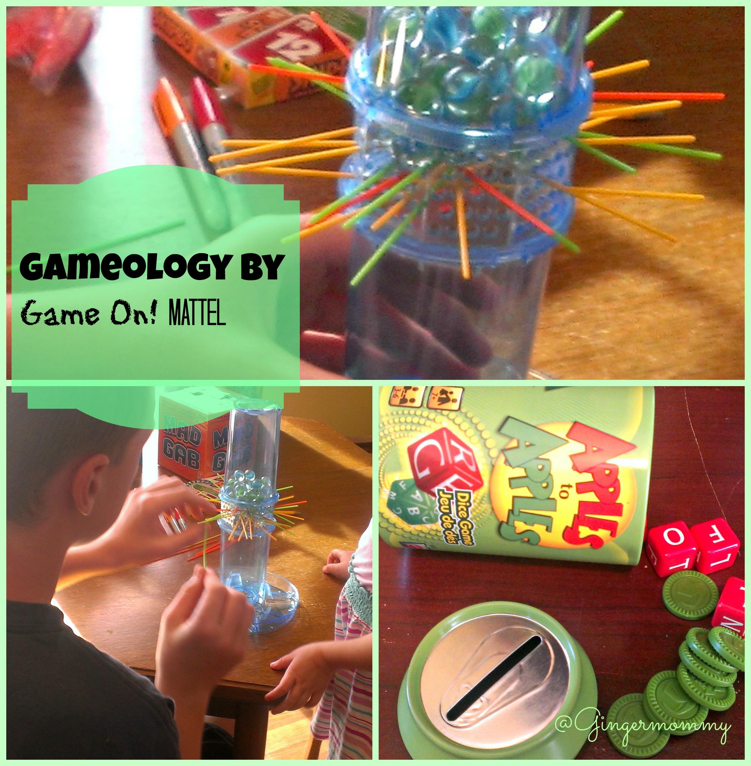 Gameology