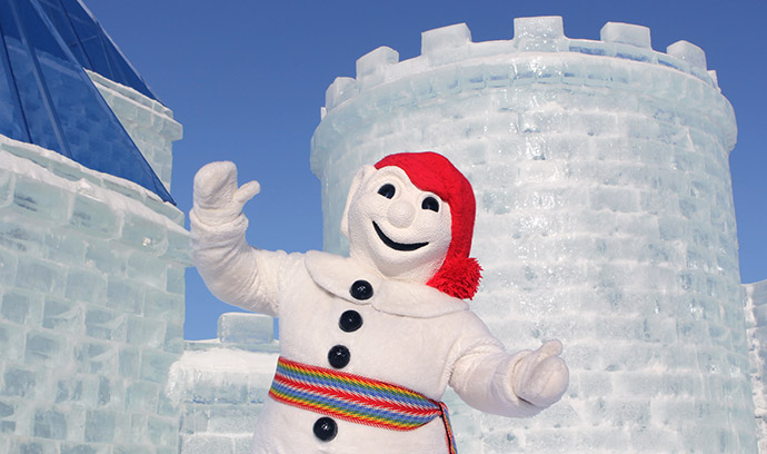 carnaval de quebec coloring pages - photo#47