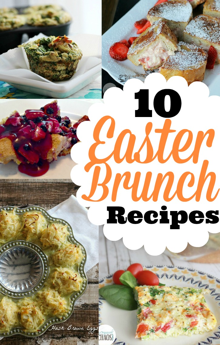 Brunch Ideas For Easter: 10 Easter Brunch Recipes You Must Check Out