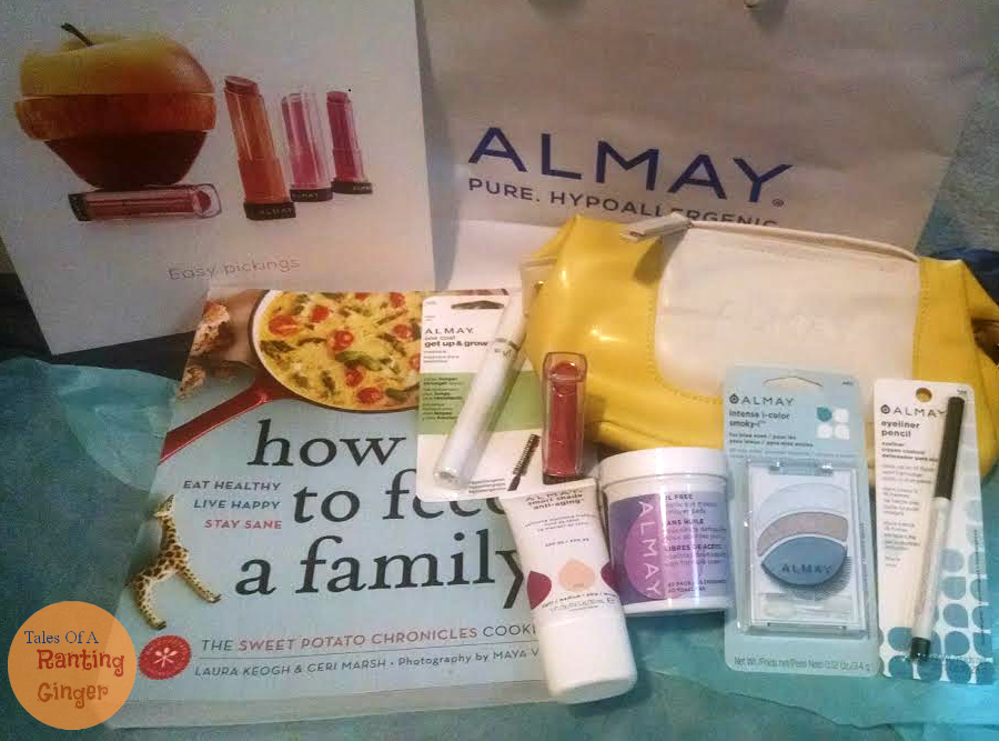 Have a Good Beautiful Morning with Almay (Giveaway Canada) - Tales ...