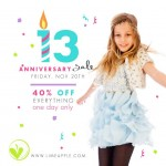 Limeapple Anniversary Sale Nov 20