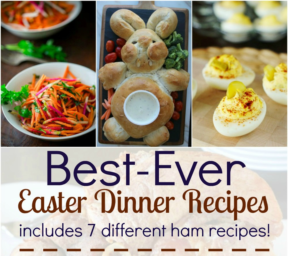 Best ever easter dinner recipes tales of a ranting ginger for Best dinner ideas ever