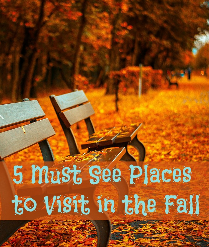 Places To Visit In The Fall In Usa