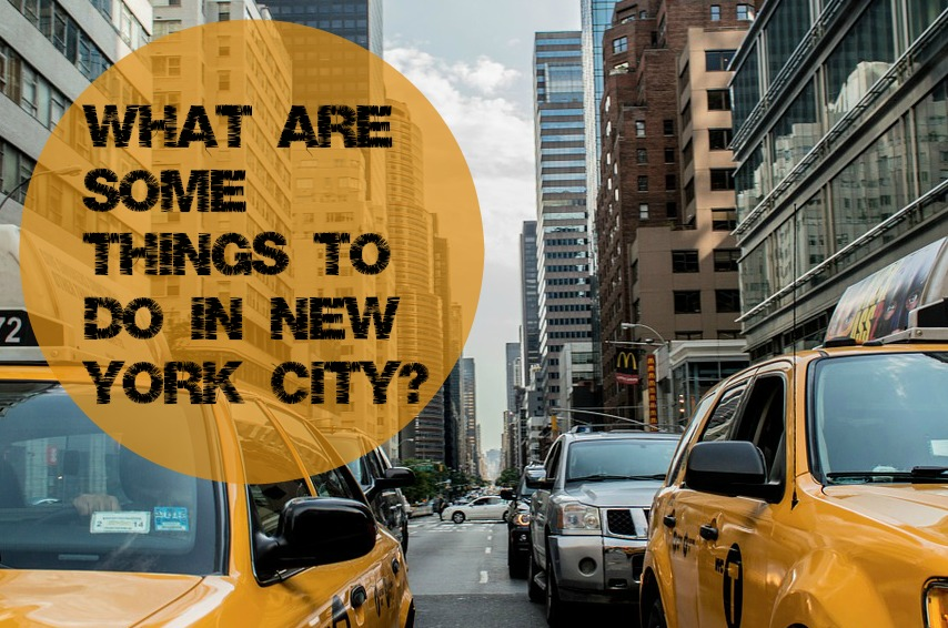 What are some things to do in new york city tales of a for Things to do in new york city with toddlers