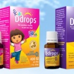 Ddrops The Sunshine Vitamin in Just one Drop