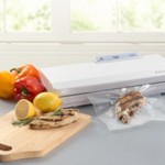 The FoodSaver helps you prepare meals for later & Keeps food fresh 5X longer
