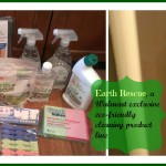 Earth Rescue Eco-friendly Cleaning Products exclusively at Walmart #ERDetoxTheHome
