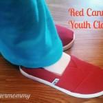 Fresh kicks for kids from TOMS
