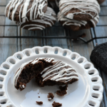 Fudge Cookies with White Chocolate recipe