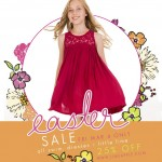 Stock up for Spring with Limeapple & their Easter Sale March 4th