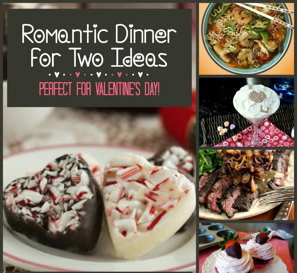 romantic valentine dinner ideas