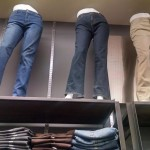 Jeans for every body type from Mark's #springintolife