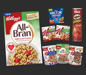 Tasty New Products from Kellogg's Canada (Giveaway)