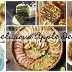 20 Delicious Apple Desserts
