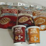 Fuel Your Life with Rocket Foods Oatmeal (Giveaway)
