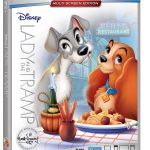 Disney's Lady and the Tramp Giveaway